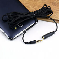 10ft 3M 3.5mm Headphone Stereo Audio Female to Male Extension Cable Cord