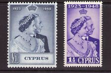 CYPRUS 1948 Silver Wedding Superb MNH condition.