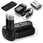 MB-D80 MB-D90 Battery Grip For Nikon D90 D80 Camera + EN-EL3E Battery + Charger