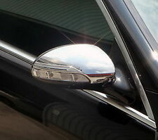 MERCEDES BENZ S CLASS 4 DOOR SALOON W221 NEW CHROME DOOR MIRROR TRIMS 2005 - 09
