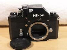 Black Nikon F Photomic FTN 35mm SLR Camera Body