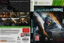 Metal Gear Rising : Revengeance - jeu Xbox 360
