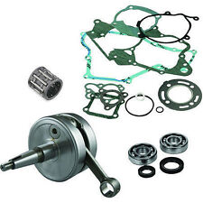 KTM 125 2001 - 15   WISECO  CRANK SHAFT  SEALS & Main BEARINGS and gaskets  KIT
