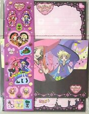Sugar Sugar Rune Letter Envelope Sticker set anime official Moyoko Anno
