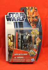 Star Wars Movie Heroes Collection #MH02 Super Battle Droid
