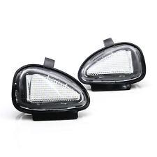 LED iluminación entorno espejo vw golf 6 jetta eos Touran Tiguan Sharan 7000k