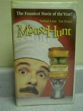 MOUSE HUNT- 1997- NATHAN LANE- USED VHS TAPE- GOOD CONDITION- L40
