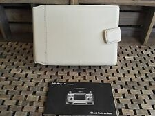 2010 2011 2009 ROLLS ROYCE PHANTOM OWNERS MANUAL PACKAGE (UNUSED SERVICE SECTION