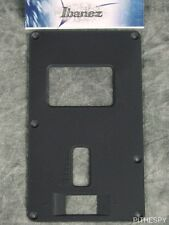 NEW IBANEZ EDGE ZERO TREMOLO BACK PLATE COVER PANEL BLACK TREM RG1527Z RG2550Z