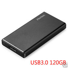 Integral 120GB USB 3.0 Portable External Solid State Drive with msata SSD