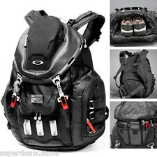 OAKLEY KITCHEN SINK BACKPACK BAG BLACK