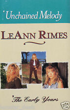 Unchained Melody: The Early Years by LeAnn Rimes (Cassette, Feb-1997, MCG/Curb)