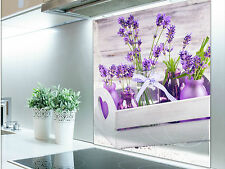 60cm x 75cm Digital Print Glass Splashback Heat Resistant  Toughened 466