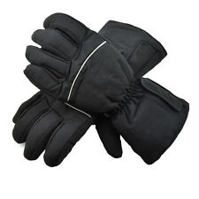 Waterproof Heated Gloves Battery Powered Motorcycle Hunting Winter Warmer Hot