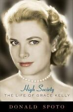 High Society: The Life of Grace Kelly-ExLibrary