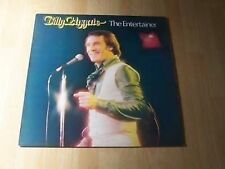 BILLY HYGATE - THE ENTERTAINER LP signed
