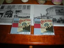 PHOTO-DRAMA OF CREATION Collector Set DVD & 2 Photos Watchtower Jehovah IBSA