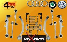 AUDI A4 A6 VW PASSAT B5  SUPERB WISHBONE FRONT SUSPENSION  KIT SET CONTROL ARMS