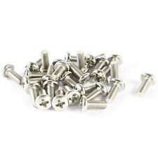 30 Pcs VESA TV LCD Monitor Mounting Philips Head Screws M4 x 10mm N3
