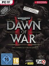 Dawn of War 2 Complete Collection Steam KEY II 3 Spiele Chaos Rising Retribution