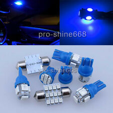 LED Lights Interior Package Kit MAP for Ford F-150 F150 2004-2014 13PCS Blue