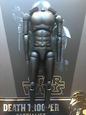 "HOT TOYS SW Rogue una morte Trooper specialista 12"" nudo corpo Loose SCALA 1/6th"