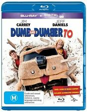 Dumb And Dumber To : NEW Blu-Ray
