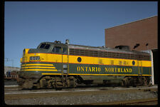391097 Canada Ontario Northland FP 7 1502 1980 A4 Photo Print