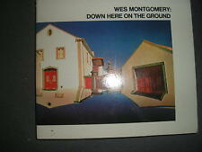 Down here on the ground [Audio CD] Wes Montgomery