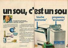 PUBLICITE ADVERTISING 014  1978   MONTAGUT   tricots