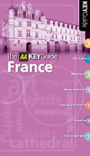 AA Key Guide France (AA Key Guides Series),
