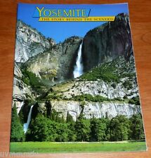 Yosemite The Story Behind the Scenery by William R. Jones Illustrated Softcover