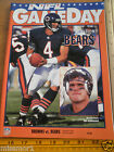 NFL Game Day Program Chicago Bears vs Cleveland Browns 1992 Jim Harbaugh
