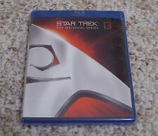 NEW Star Trek: The Original Series Complete Season 3 (Blu-ray Set) Three 3rd TOS