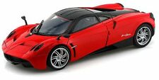 MOTOR MAX 79160 PAGANI HUAYRA diecast model sports car red 2011 1:18th scale