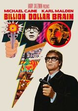 Billion Dollar Brain (2014, DVD NIEUW)