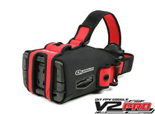Quanum DIY FPV Goggle V2 Pro MULTI PURPOSE PAL/NTSC SUPPORT US SELLER