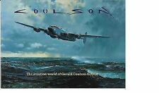 Gerald Coulson - The Aviation World Of - Art FLYER