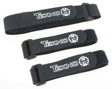 Tekno R/C TKR40007K Battery Straps (2 short 1 long)