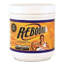 Rebound FX Sports Energy Vitamin Mineral Drink Dr Wallach Youngevity