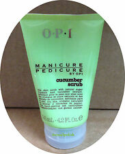 * PEDICURE BY OPI - CUCUMBER SCRUB - Hydrating Foot Mask PC 354 4.2 oz Sealed