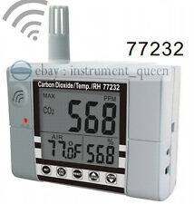 Wall mounting type CO2 & temperature & RH monitor Tester AZ-77232