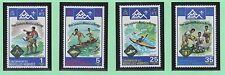 Nouvelles-Hébrides 4 timbres neufs 1975 /T333