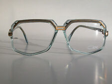 Cazal Vintage Eyeglasses - NOS - Model 631 - Col. 239- Gold & Green, Transparent