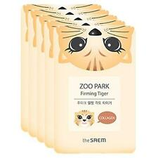 [the SAEM] ZOO PARK Firming Tiger (5pcs)