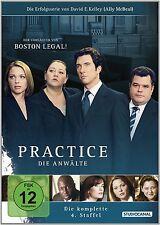 6 DVDs * PRACTICE - DIE ANWÄLTE - DIE KOMPLETTE SEASON / STAFFEL 4 # NEU OVP /