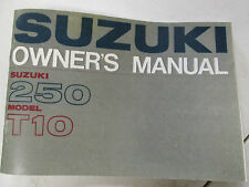 SUZUKI-Owners-Manual-T10-250-1962-1963-1964-1965-1966-and-1967