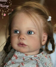 "New Reborn Toddler Doll Kit Gabriela By Regina Swialkowski @26""@Shoulder Plate"