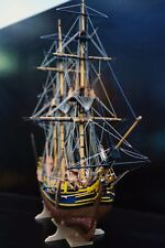 H.M.S. Bounty 1:64 Scale Wood Ship Kit 3d laser cut wood model kit