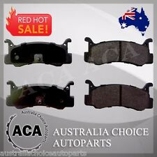 Rear Brake Pads 1159 for Mazda 323 Ford Laser Ford Capri Eunos 30X 100 Daihatsu